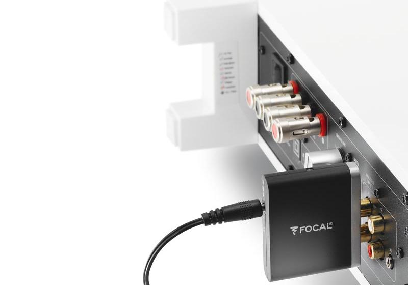 Les dongles bluetooth® permettent de rendre compatible un système déjà existant (FOCAL Universal Wireless Receiver aptX)