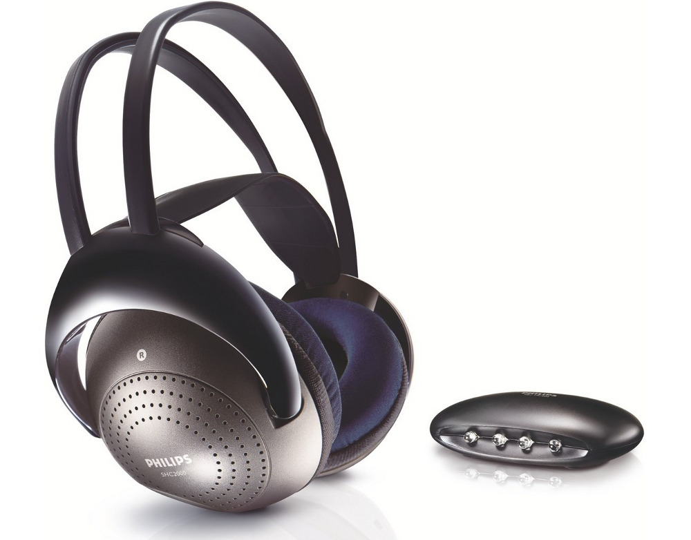 casque audio sans fil infrarouge (Philips SHC2000)