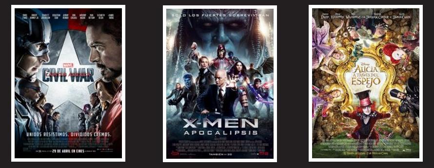 Les films en Dolby Vision dans les Dolby Cinema