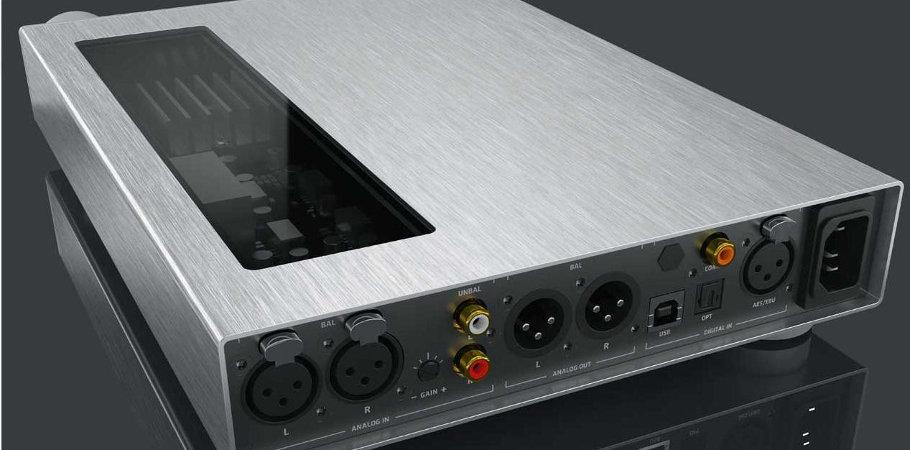 Amplificateur de casque avec DAC intégré Sennheiser certifié Hi-Res