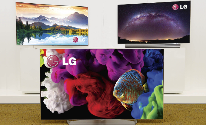 LG et Panasonic sont les deux seuls constructeurs à produire des TV OLED