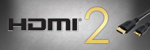 Version HDMI 2