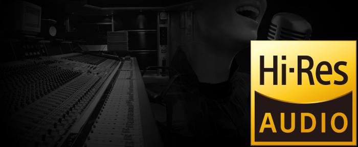 Hi-Res Audio : le son Haute-Résolution