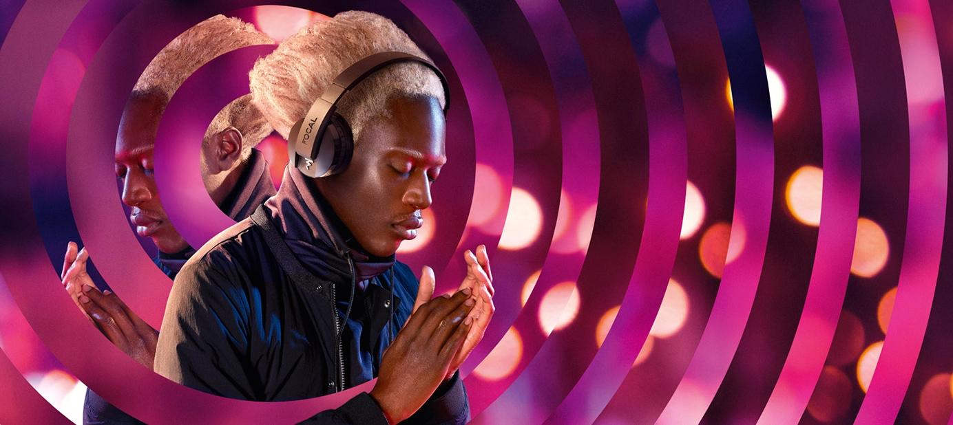Casque sans fil Focal Listen Wireless