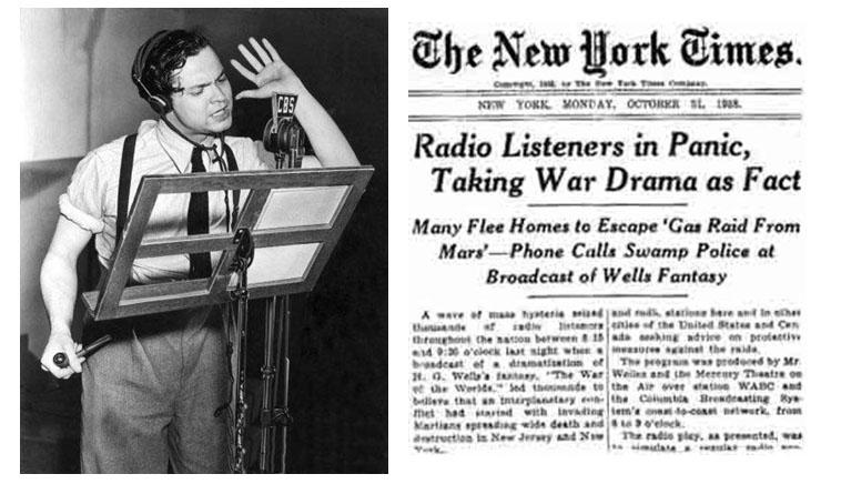 Orson Wells Radio