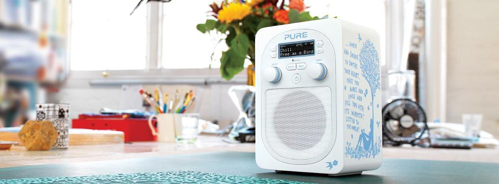 Radio Numérique : les Radios compatibles RNT sont à la fois design et performantes !