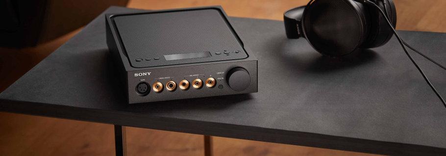 amplificateur casque sony