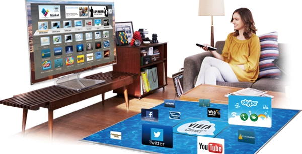 Les Smart TV vous donnent accès à une infinité de contenus en ligne