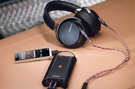 Casque audiophile Sony Z7