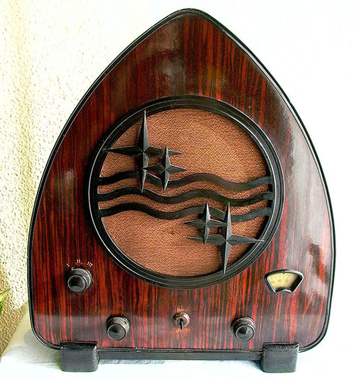 Radio Philips Modelo 1931