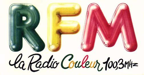 RFM Logo 1982