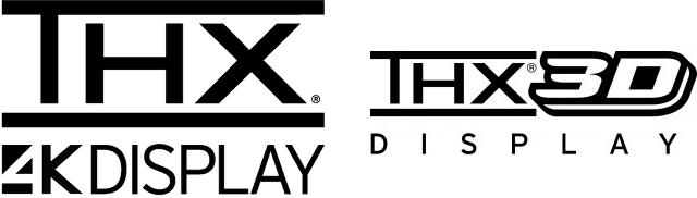 THX 4K et THX 3D displays