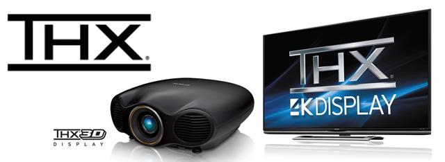 Les TV et Vidéoprojecteurs certifiés THX