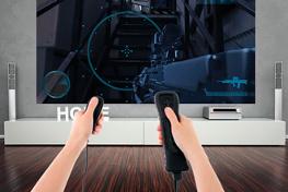 Choisir un vidéoprojecteur gaming pour les jeux-vidéo ?