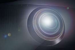 La luminosité en vidéoprojection...