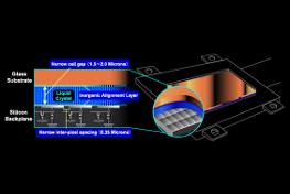 Les technologies SXRD et D-ILA sont respectivement utilisées sur les vidéoprojecteurs Sony et JVC.