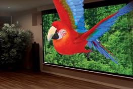 Un vidéoprojecteur 3D pour des images de 3 mètres de base, en relief !